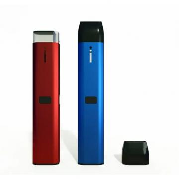 Cbd Glass Refillable Vape Cartridge (0.1ml) Ccell Ceramic Coil Atomiser with Ceramic Mouthpiece