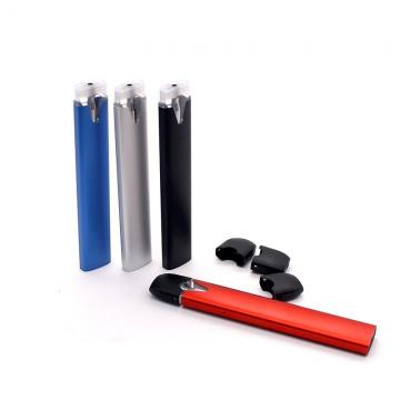 Fashion Electronic Cigarette Disposable Vape Pods 5% Nictine Hqd Rosy