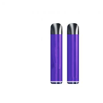 Security Code 280mAh Battery 1.3ml Capacity Puff Bar Vape Pen